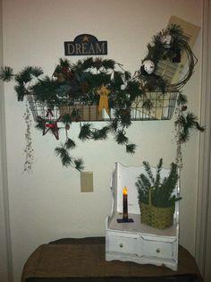 Holiday primitives