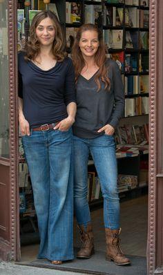 Yvonne Catterfeld and Julia Richter Photos Photos ...