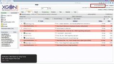 """Say no to the primitive method of forwarding email. Instead, interact with your team within the mail with XgenPlus unique feature  """"Share Email With Notes"""". Don't forget to watch our previous video of """"email tagging: A new way to search email"""""""