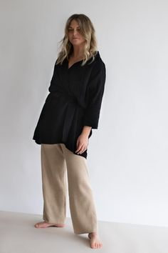 beiged Oversized Tee, Cotton Dresses, Gingham, Harem Pants, White Dress, Normcore, Sweatpants, Pullover, Tees