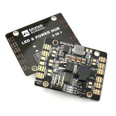 Matek LED & POWER HUB 5in1 V3