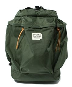 TOKYO CULTUART by BEAMSのFREDRIK PACKERS / 500D ROLL TOP BACK PACKです。こちらの商品はBEAMS Online Shopにて通販購入可能です。