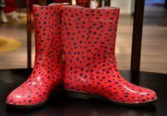 Botas de lluvia SECO