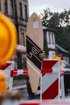 Longboards from Riga, made by «Lokal Boards».