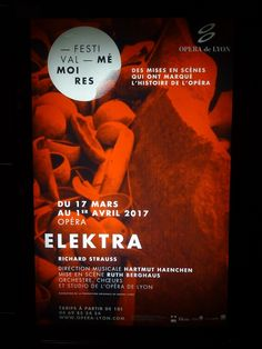 Image result for elektra strauss Marie, Movie Posters, Staging, Orchestra, Film Poster, Popcorn Posters, Film Posters