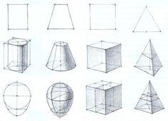 Основы выполнения графического рисунка В графическом рисунке, особенно линейном, тоже используются тонкие и широкие линии, но главное их отличие в том, что в рисунки они «живут» — проводятся от руки, «строят» объем, подчеркивает тени, определяя границу светлого и темного. Линия на одной длины может иметь разную толщину. При помощи линий намечают количество планов на рисунках, и их в основном три. Ближний к нам первый план, или, вернее, предметы на первом плане, выделяю при помощи утолщенной