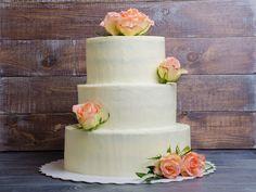 Top wedding cake trends in 2017 - Insider Floral Wedding Cakes, White Wedding Cakes, Wedding Cake Designs, Cake Trends, Food Trends, Milk Bar Cake, Top Wedding Trends, Wedding Ideas, Wedding Pinterest