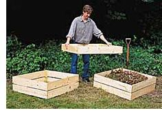 Great Compost Bin idea! Portable, compact and convenient. Making dirt can be fun too...