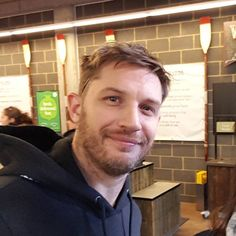 Tom Hardy fan photo -Nov 2016