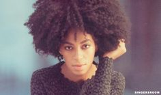 African American Transitioning Natural Hair | Lifestyle | Happy To Be Nappy: The Beauty Within | Singersroom