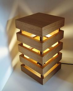 37 Cheerful Diy Wooden Lamp Designs To Spice Up Your Living Space - Lighting has become a more prominent feature in rooms for interior design these days, with many showing interest in lamps, classical and innovative. Neon Led, Bois Diy, Led Diy, Into The Woods, Aesthetic Room Decor, Wood Lamps, Diy Holz, Diy Wood Projects, Easy Projects