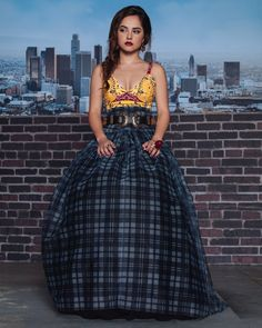 Becky G Looks Exactly Like Frida Kahlo in These Recently Released Pictures