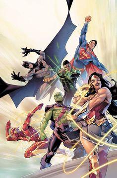 Hq Dc, Justice League Unlimited, Arte Dc Comics, Batman Comic Art, Comics Universe, Detective Comics, Dc Heroes, Nightwing, Comic Character