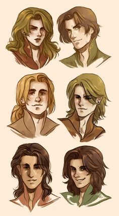 LitV Characters by CrystalCurtis on DeviantArt . Character Drawing / Illustrations