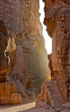 Petra, Jordan (Google: Safest Middle-East countries for travel)