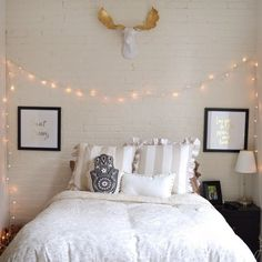 Dream away with this Long String Light Set by Dormify