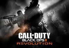 Call of Duty Black Ops II Revolution - PS3 [Digital Download Add-On]