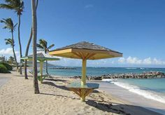 Nisbet Plantation Beach Club on Nevis, where no building can be taller than a coconut palm, is a great example of tourism with taste.