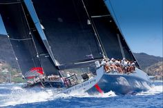 Les Voiles de Saint-Barth by Christophe Jouanay