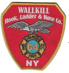 Wallkill Fire Department Logo