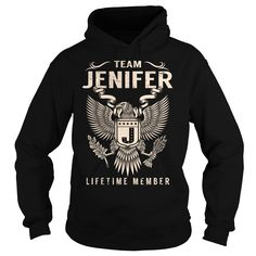 Team JENIFER Lifetime Member - Last Name, Surname T-Shirt