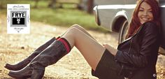 frye boots photos - Google Search