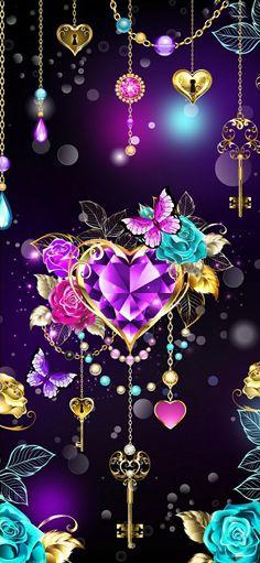 Bow Wallpaper, Butterfly Wallpaper, Galaxy Wallpaper, Phone Backgrounds, Wallpaper Backgrounds, Phone Wallpapers, Cute Bedroom Ideas, Iphone Wallpaper Tumblr Aesthetic, Pure Joy