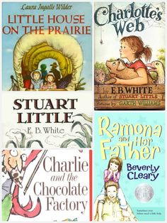 5 Classics to Read with Your Kids | Classic book list of the best classic books for your elementary school age child