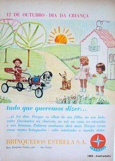 brinquedos  Estrela 1965