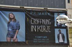 Primark eröffnet auf der Königstraße in Stuttgart bald eine Filiale. Foto: Andreas Rosar Fotoagentur-Stuttg