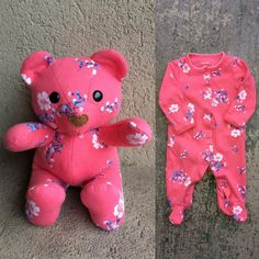 Baby Diy Keepsakes Teddy Bears 64 Ideas For 2019 Baby Crafts, Baby Sewing, Trendy Baby, Baby Love, Baby Kids, Sewing Projects, Heart Eyes, Teddy Bears, Diy Teddy Bear