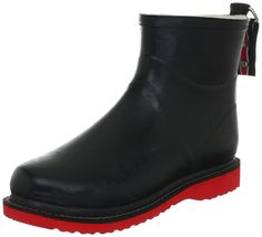 ILSE JACOBSEN Women's Rub 33 Rain Boot -- Trust me, this is great! Click the image. : Boots