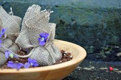 Flower Seed Pockets on Design Mom