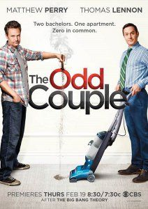 Странная парочка / The Odd Couple (СЕРИАЛ 2015)