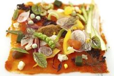 Farmhouse Salad; Paul McCabe style