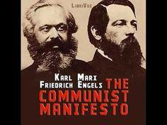 THE COMMUNIST MANIFESTO by Karl Marx & Friedrich Engels