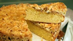 Toscakake Cornbread, Cake Recipes, Sandwiches, Pie, Goodies, Baking, Ethnic Recipes, Desserts, Food