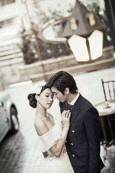 Korea Pre-Wedding Photoshoot - WeddingRitz.com » 'Wonkyu Masterpiece ver 2.0' Korea pre-wedding photoshoot.