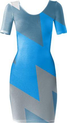 0000000P/Bolt Bodycon Dress