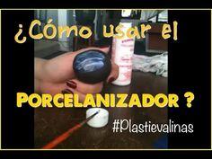 DIY porcelanizador casero para Cerámica Servilleta fácil porcelanizador for ceramics - YouTube