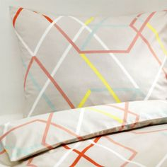 College is the place to express your individuality. Show off your personal style this semester with the graphic patterns of the IKEA PS 2014 duvet cover set.