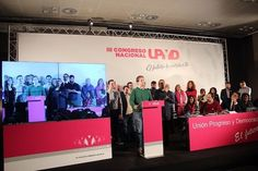 UPYD eligió a su nuevo líder en el congreso celebrado en Alcalá
