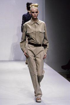 Prada Spring 1997 Ready-to-Wear Fashion Show - Amy Wesson