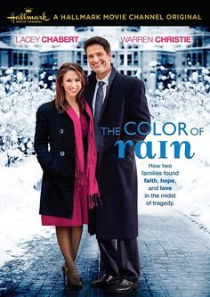 Lacey Chabert & Warren Christie & Anne Wheeler-Color of Rain, The Películas Hallmark, Hallmark Movies, Movie Titles, Film Movie, Warren Christie, Christmas Movies On Tv, Holiday Movies, Christmas Music, Christmas Lights