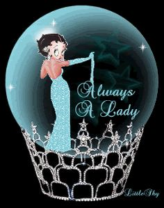 BALL GOWN BETTY BOOP gif by LELEEATCHA | Photobucket