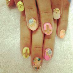 Es nails spring nails