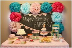 Vintage School Themed 1st Birthday Party! | Pizzazzerie