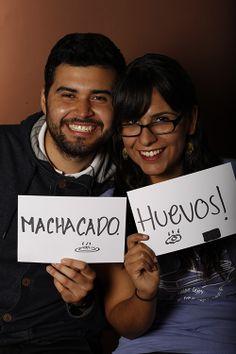 Eggs, Pamela Cedeño, Estudiante, FFyL, Guadalupe, México y Machacado, CarlosBazaldua, Estudiante, UAN, Monterrey, México