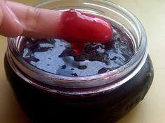 Pomegranate Jelly from fresh pomegranates