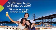 Jacytan Melo Passagens: VOO | EUROPA - A TAP quer te ver na Europa!